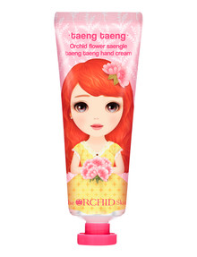 Orchid Skin Flower Wrinkle Taeng Hand Cream product photo
