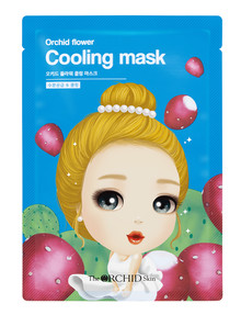Orchid Skin Flower Cooling Mask product photo