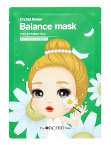 Orchid Skin Flower Balance Mask product photo