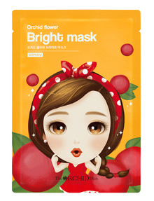 Orchid Skin Flower Bright Mask product photo