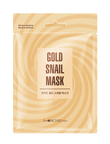 Orchid Skin Gold Snail Mask product photo
