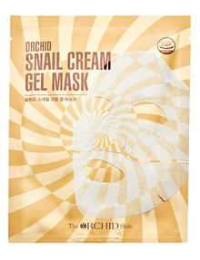 Orchid Skin Snail Cream Gel Mask product photo