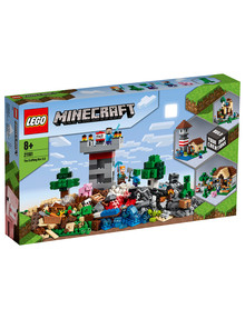 Lego Minecraft The Crafting Box 3.0, 21161 product photo