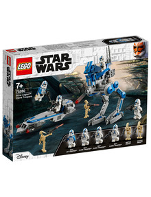 Lego Star Wars 501st Legion Clone Troopers, 75280 product photo