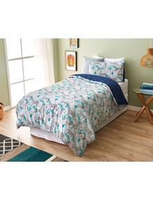 Mac & Ellie Big Cats Duvet Cover Set product photo
