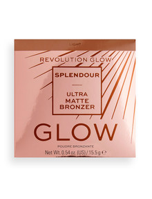 Makeup Revolution Splendour Bronzer, Light product photo