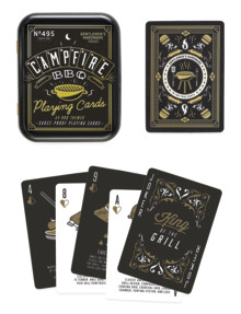 Gentlemen's Hardware Campfire BBQ Playing Cards product photo