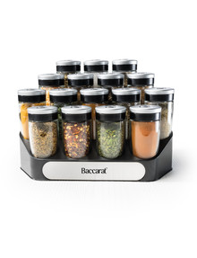 Baccarat Benito Spice Rack product photo