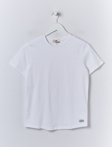 No Issue Mark Tee, White product photo
