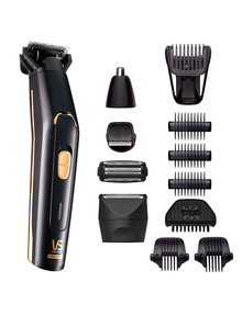 VS Sassoon Expert All-in-One 12 Piece Grooming Kit, VSM890MA product photo