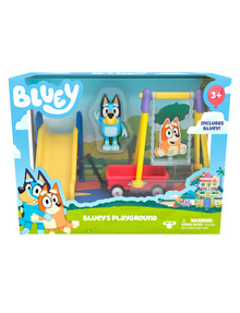Bluey Mini Playset, Assorted product photo