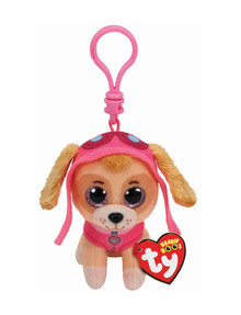 Ty Beanies Boo Clip-On Paw Patrol Skye product photo