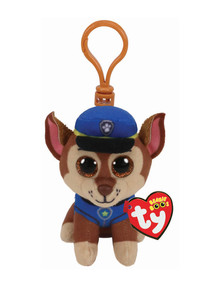 Ty Beanies Boo Clip-On Paw Patrol Chase product photo