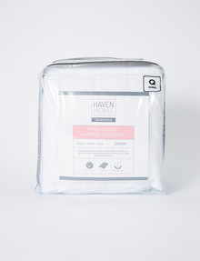Haven Home Cotton Quilted Mattress Protector product photo