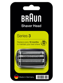 Braun Series 3 Shaver Head, 21BCAS product photo