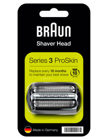 Braun Series 3 ProSkin Multi Shaver Head, 32BCAS product photo