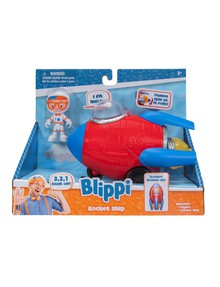 Blippi Little Feature Vehicle, Assorted product photo