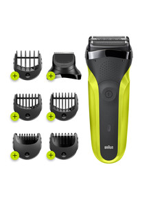 Braun S3 Men's Shave & Style Shaver, 300BT product photo