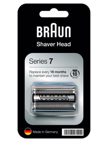 Braun Series 7 Rep Foil Shaver Head, 70SCAS product photo