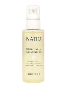 Natio Aromatherapy Gentle Facial Cleansing Oil, 125ml product photo