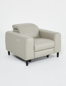 LUCA Calvin Chair, Taupe product photo