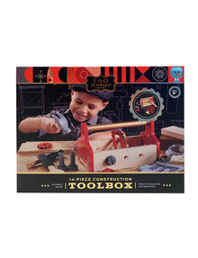 FAO Schwarz Wooden Tool Box Set product photo