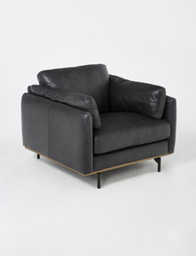 LUCA Marli Chair, Carbon Grey product photo