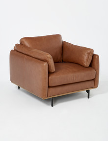 LUCA Marli Chair, Toffee product photo