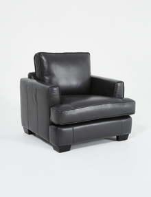 LUCA Max Chair, Graphite product photo