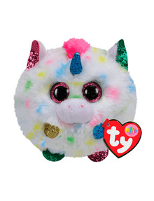 Ty Beanies Puffies, Harmonie Unicorn product photo