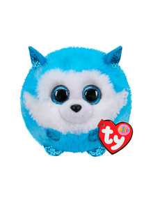 Ty Beanies Puffies, Prince Husky product photo
