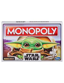 Hasbro Games Monopoly, The Mandalorian product photo