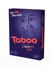 Hasbro Games Taboo product photo