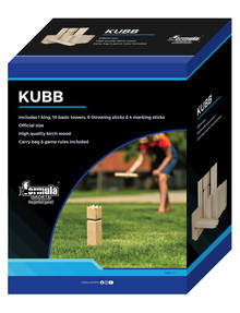 Formula Sports Outdoor Play Kubb XL product photo
