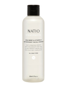 Natio Goji & Vitamin E Antioxidant Facial Essence, 200ml product photo