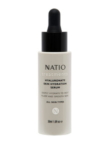 Natio Treatments Hyaluronate Skin Hydration Serum, 30ml product photo