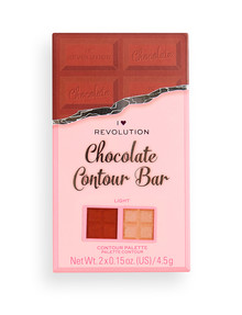 Revolution I Heart Chocolate Contour Palette product photo
