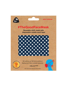 The Good Facemask Adult, Medium product photo