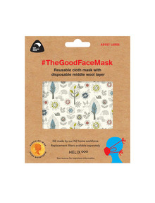 The Good Facemask Adult, Large product photo