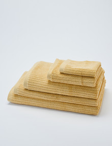 Kate Reed Sierra Towel Range, Mustard product photo