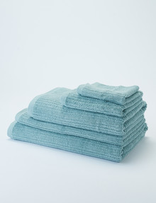 Kate Reed Sierra Towel Range, Duck Egg product photo