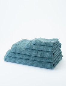 Kate Reed Sierra Towel Range, Teal product photo