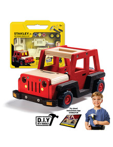 STANLEY Jr Off-Road Vehicle Kit product photo