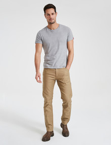 Levis 511 Workwear Utility Pant, Tan product photo