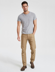 Levis 505 Workwear Utility Pant, Tan product photo