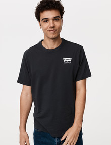 Levis Workwear Crew-Neck Tee, Black product photo