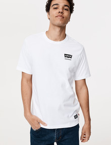 Levis Workwear Crew-Neck Tee, White product photo