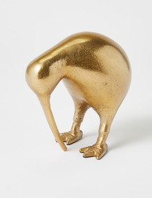 Marcello&Co Brass Kiwi, Large product photo