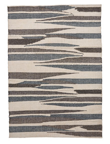 Marcello&Co Dusk Layers Rug, 160 x 230cm, Indigo product photo