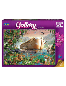 Puzzles Noah's Arc XL Jigsaw Puzzle, 300 Piece product photo